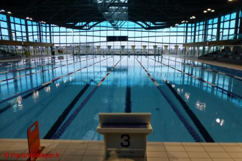 Stages sportifs paris aquatique for Piscine olympique dijon